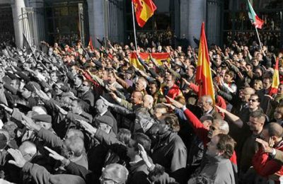 Estado español fascista